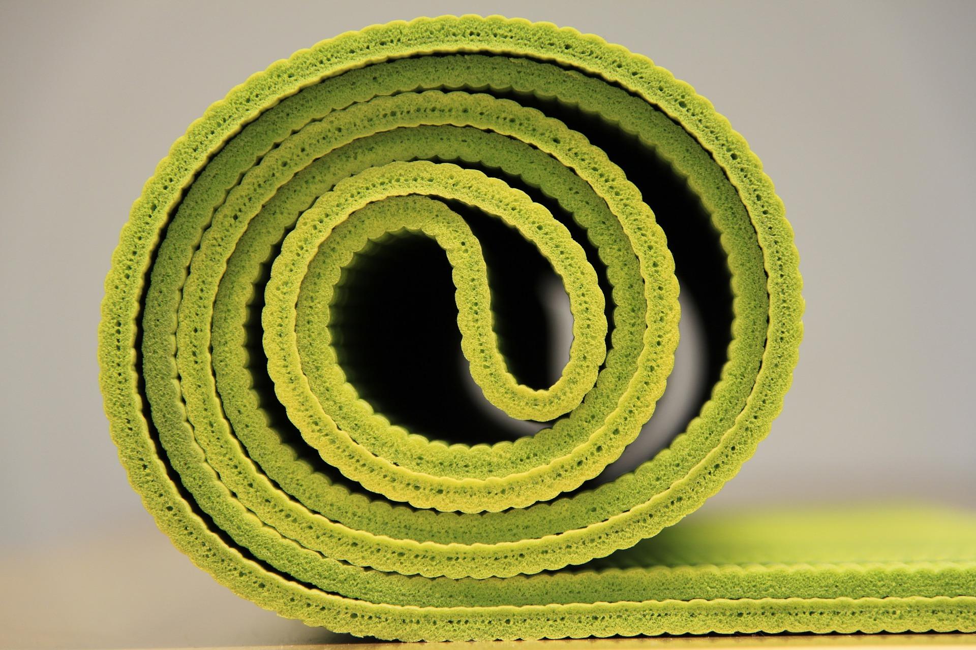 Rückbildungsgymnastik - Yogamatte