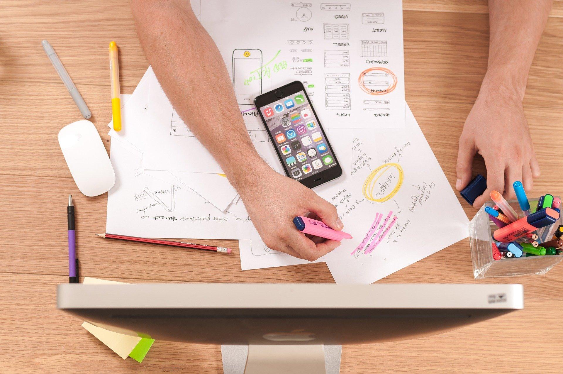 Webdesign - Online Marketing