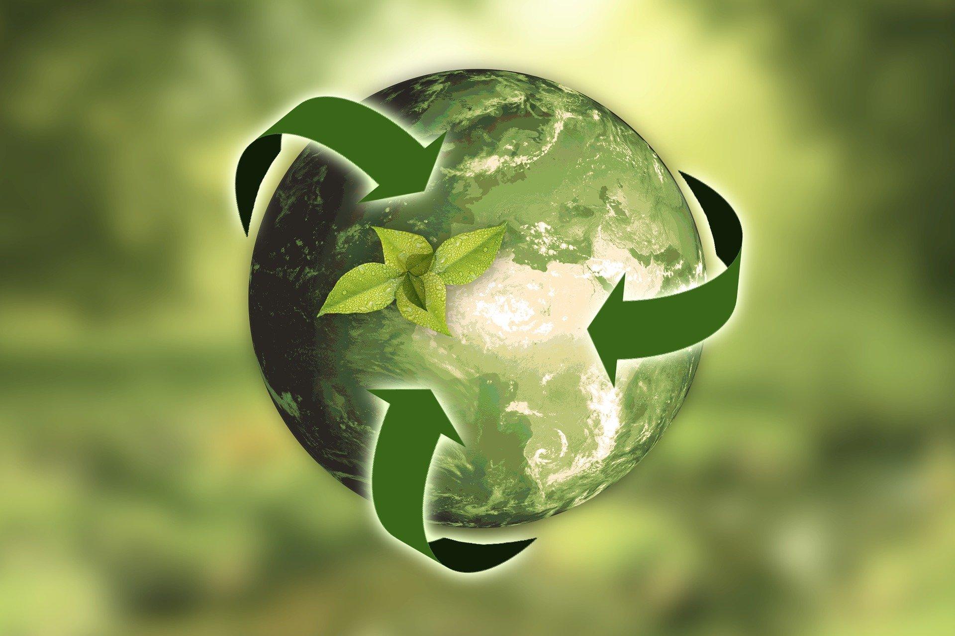Nachhaltige Produkte Erde